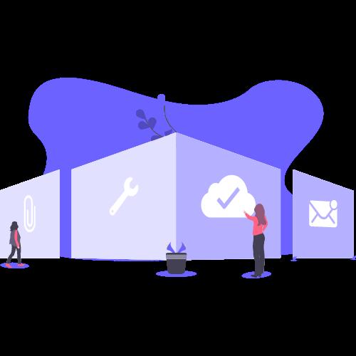 Imagen promocional de la infografía de herramientas