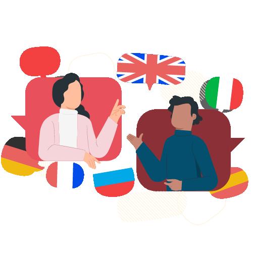 Imagen promocional del Programa Nacional de Bilingüismo