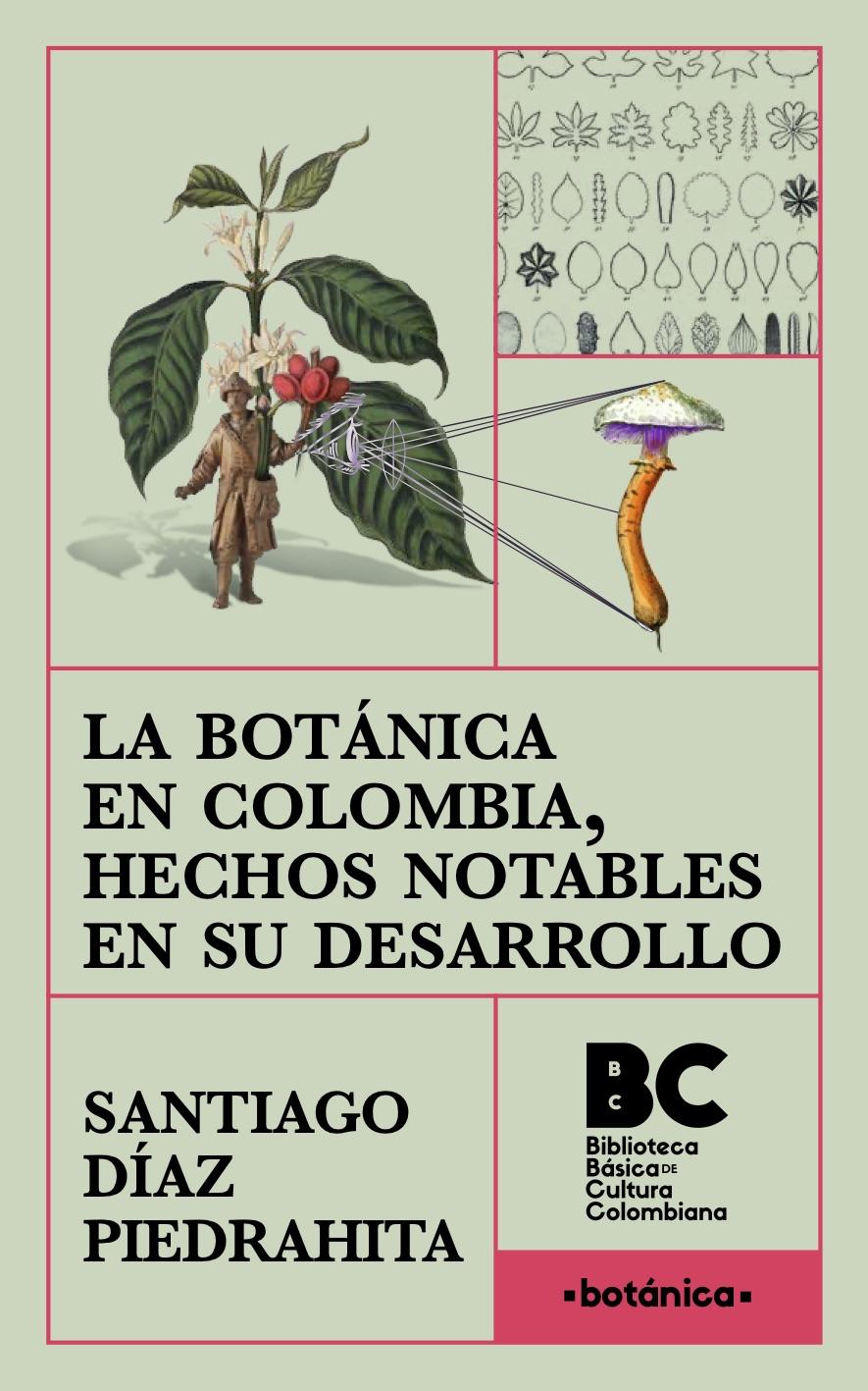 Portada de La Botánica en Colombia