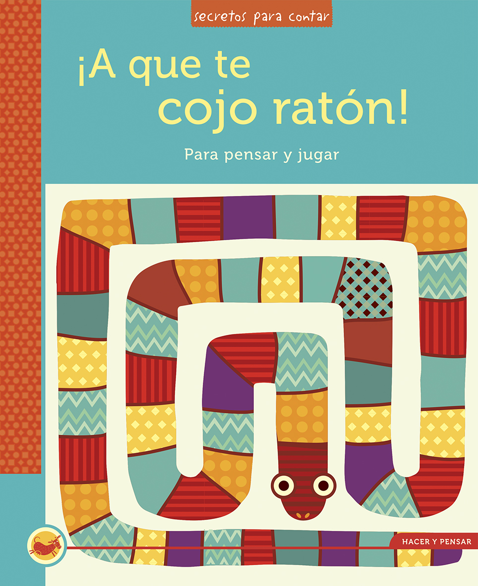 Portada Libro A que te cojo ratón