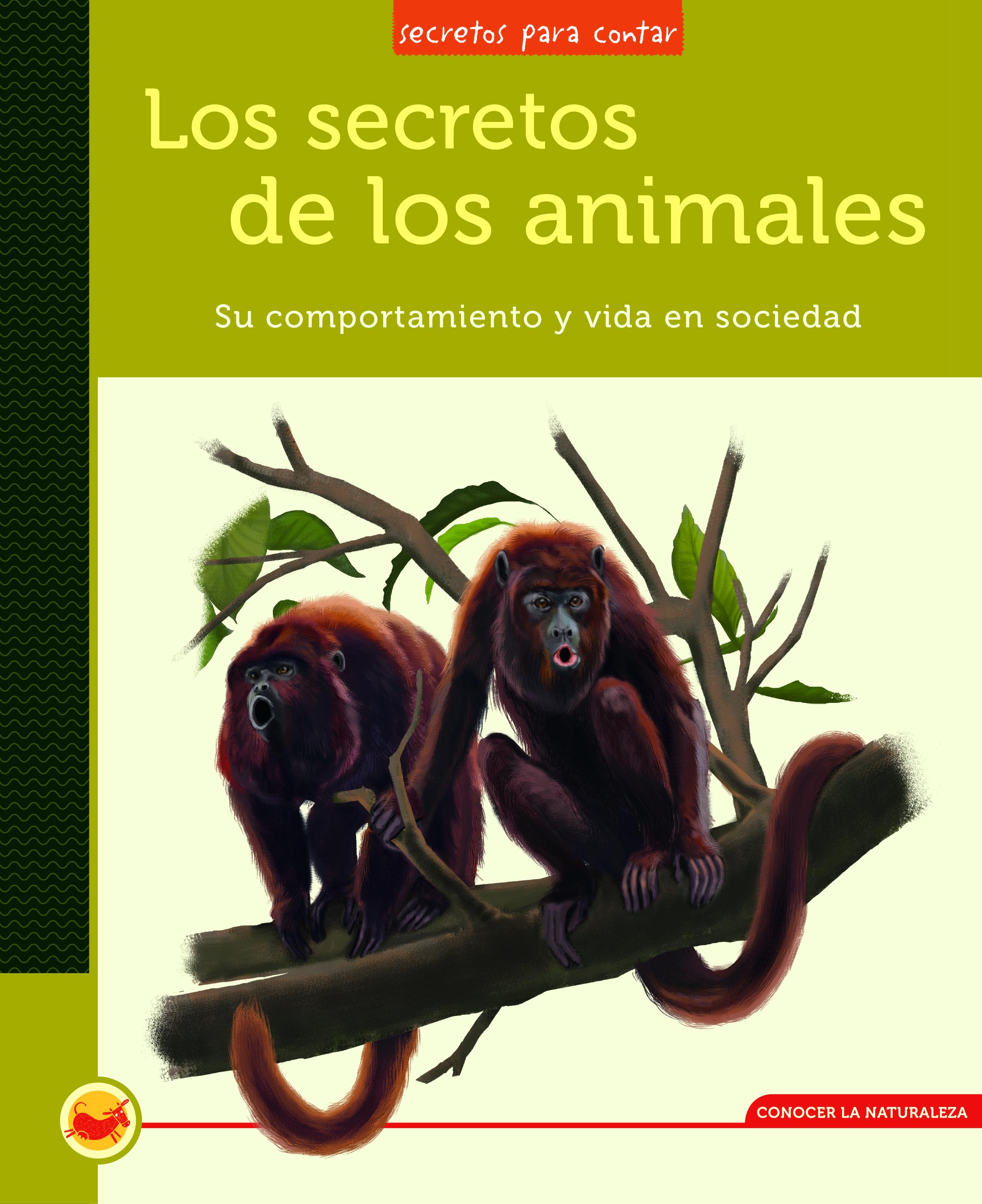 Portada Libro Los Secretos de los Animales