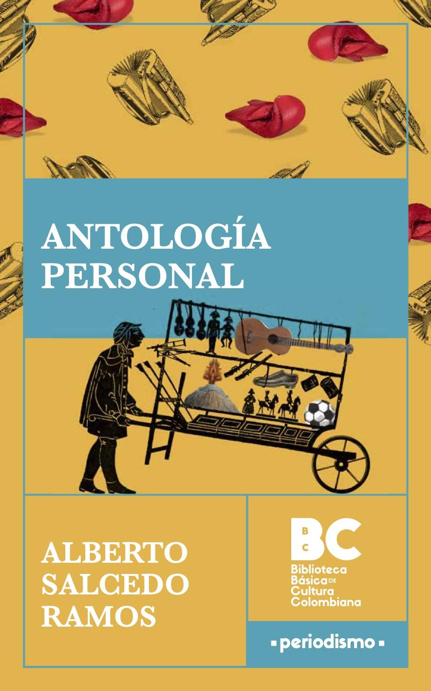 Portada de Antología Personal