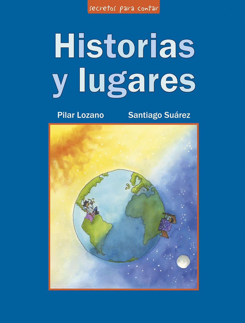 Portada Libro Historias y Lugares
