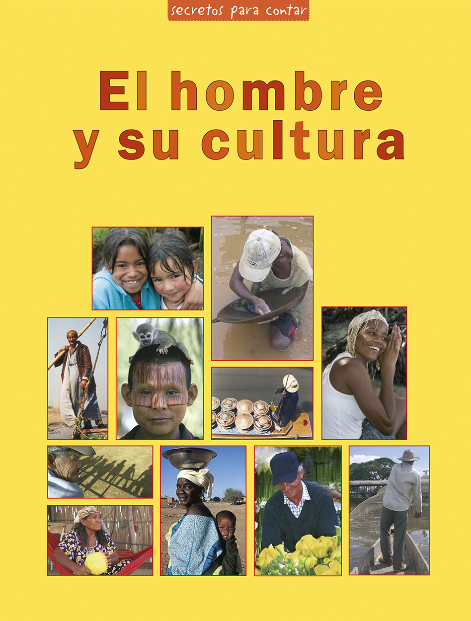 Portada Libro El hombre y su cultura