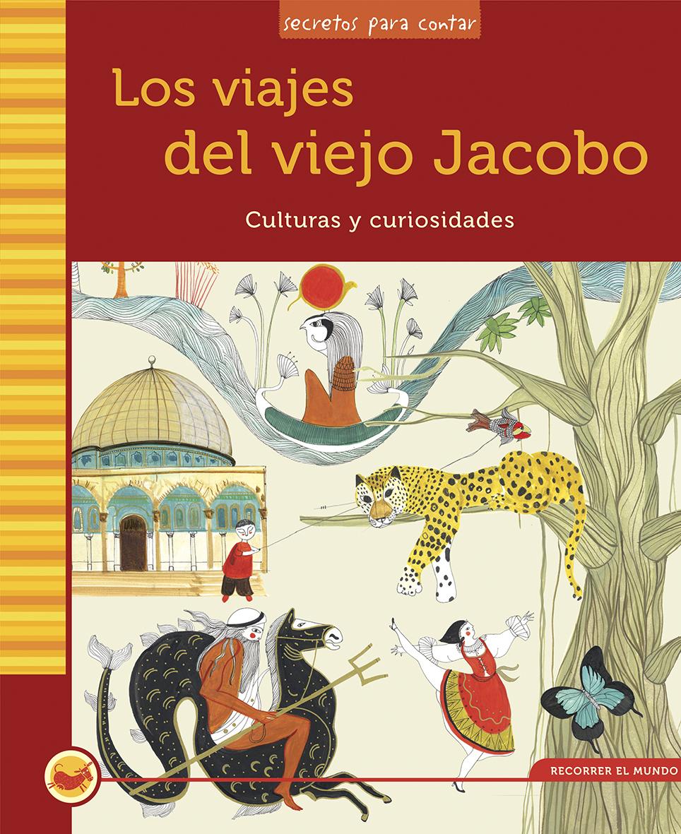 Portada Libro Los viajes del viejo Jacobo