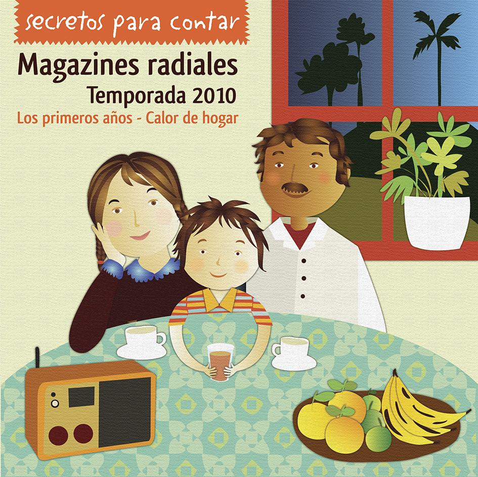 Portada Magazines Radiales