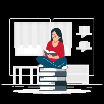 Imagen promocional del Plan Nacional de Lectura